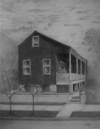 HOUSE PORTRAIT - 